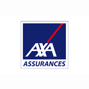 logo axa assurances dg distribution. Black Bedroom Furniture Sets. Home Design Ideas
